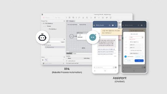 코로나에 빛난 삼성SDS 플랫폼… 50만 `삼성 패밀리` 글로벌 소통